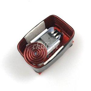 Freeshipping alta divisor de potencia en la bobina del generador de Tesla se utiliza comúnmente para lanzar la bobina de la cabeza + + placa principal tubería