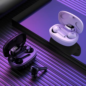 TWS-T9s Беспроводная связь Bluetooth наушники для iPhone Android Bluetooth гарнитура Hot In-Ear Наушники наушники с зарядкой Гнездо