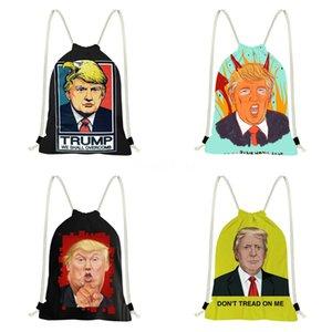 2020 Big borsetta di pelle donna borse a spalla Trump Messenger Borse signore casuali Tote Bags Sac à main # 299