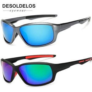 2020 New Polarized Men Sunglasses Fashion Gradient Male Driving Glass UV400 Polarised Goggle Eyewears lunette G211