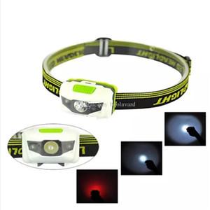 Mini 60x40x35mm 3 Modo Impermeable 600Lm CREE R3 2 Linterna LED Super brillante Faros Linterna Antorcha Lanterna con diadema 2018102206