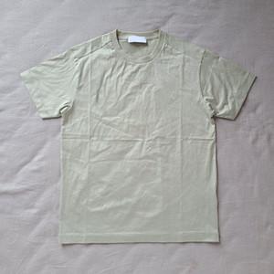 19SS Luxury European Mercerised Cotton Patch Logo T-shirts Topstoney Mercerizing Cotton Mens Designer T Shirts HFWPTX355
