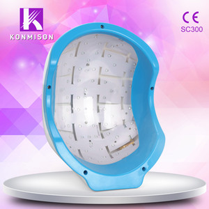 2020 Top selling Laser hair regrowth helmet hair care therapy anti-hair loss machine с 80 диодами