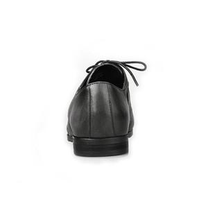 Rétro Rome été homme d'affaires Casual Lace Up Sandales évider respirante cuir Gladiator Bloc véritable talons bas Hommes Chaussures