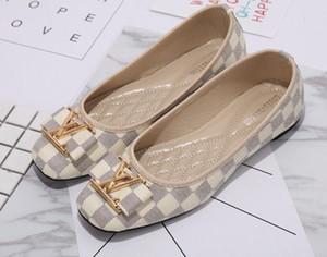 ggBrand Женская обувь большого размера 35-42 Slide Huaraches Модельер кроссовки для ношения на обуви Стильные женские балетки 36-42