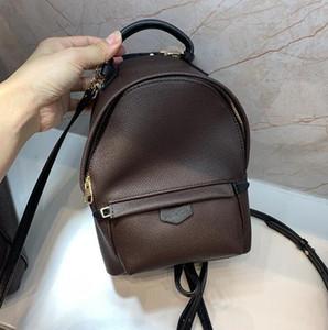 Vente en gros 18CM épaule sac à dos de mode en cuir véritable sac à main mini-sac messenger sac à dos sac de téléphone mobile