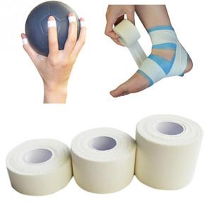 bilek eli başparmak parmak sarma için 10M Elastik yapışkanlı bandaj bant spor diz destek kayışı dizlik koruyucusu bandı