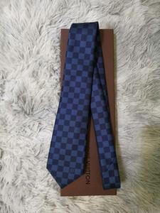 2019 Marca de moda Hombre Corbatas 100% Seda Jacquard Tejido clásico Hecho a mano Corbata para hombres Corbata casual y de negocios Corbatas 3 estilo