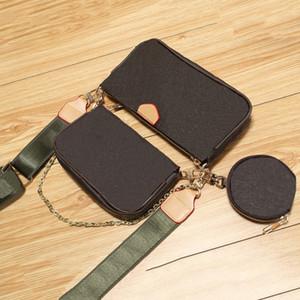 2020 Novo Excelente Qualidade Estilo Moda Mulheres de Luxo Bolsas Lady PU de couro Bolsas * Marca de bolsas bolsa de ombro M sacola feminino # 3918