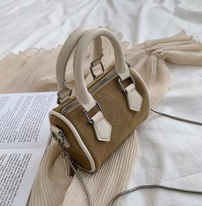 Wholesale Handbags Purses New Fashion Women Boston Bag Ladies Chain Shoulder Bags Mini Messenger Bag