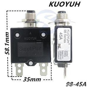 Taiwan KUOYUH 98 Series-45A Overcurrent Protector Overload Switch