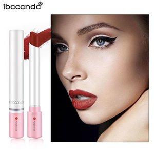 rouge à lèvres maquillage ibcccndc cigarette Rouge à lèvres Set 4 couleurs Matte Velvet Tube Lipsticks Nu rouge Hydratante lèvres longues Lasting Kit DHL