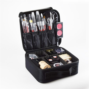 new fashion ladies Korean version portable collection waterproof make-up bag home trip wash-up size capacity