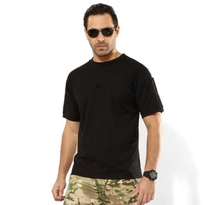 Mens T Shirts Fashion Fitness Wear Athletic & Outdoor Apparel Top Quality Designed Men Tees Outdoor Sport Hiking Tshirt Tactical Army Milita