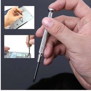 6 stücke Präzision Multifunktions Mini Kleine Schraubendreher Set mit Schlitz Phillips Bits für Uhrenbrille schraubendreher