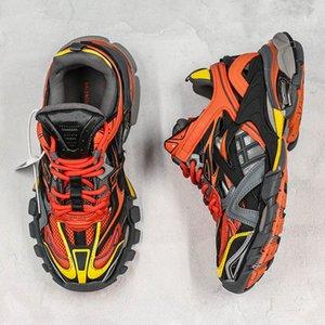 2020new París Track 4.0 zapatos corrientes Hombres Mujeres Zapatos Triple S Sport Complex Old Dad superior jogging zapatos de lujo diseñador zapatillas de deporte 36-45