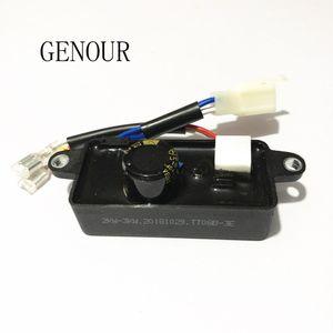 Lihua Автоматический Регулятор Напряжения для запасных частей генератора, LiHua AVR 2KW 2.5KW 3KW 250V Однофазный Генератор AVR высшего качества