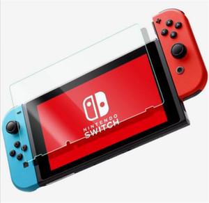 9H Ultra-libera dello schermo di vetro temperata della pellicola della protezione per Nintendo interruttore di protezione della pellicola della copertura per Nintendo switch 2020 Accessori NS