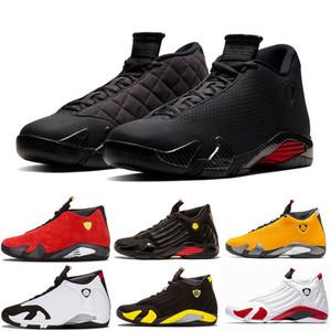 NIKE Air Jordan Retro 14 Jumpman 14s chaussures de basket-ball femmes hommes Designer Wave Runner rétro paniers formateurs de sport chaussures baskets