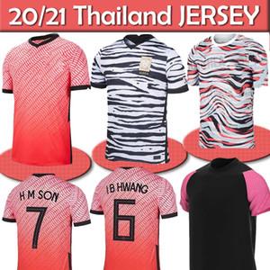 2020 South Jersey de fútbol de Corea del Sur SON 20 21 Corea del hogar lejos negro HYUNG KIM LEE KIM Ho Son JERSEY Fútbol hombres personalizados niños