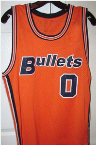 Benutzerdefinierte XXS-6XL Vintage männer Gilbert Arenas # 0 Washington-College-Basketball-vollständige Stickerei-Größe S-4XL College-Jersey oder benutzerdefinierte Name oder