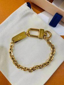 New hot sale minimalist style with bag buckle personality bracelet fashion wild neutral bracelet