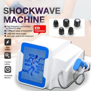 Tragbare GAINSwave Behandlung erektiler Dysfunktion Shockwave Physiotherapie-Maschine für Muskelstimulator Pneumatic mit CE-Zulassung