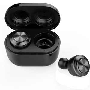 En iyi kalite A6 TWS bluetooth Kulaklık BT5.0 mini Kablosuz Kulaklık kulaklıklar kulak içi kulaklık cahrging durumda TWS bluetooth kulaklıklar
