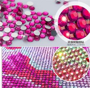 Trapano pieno del diamante 5D Pittura Ricamo Croce Crafts Stitch Kit Home Decor