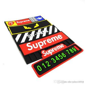 자동차 정지 주차 로그인 공지 사항 번호에 대한 보편적 인 자동차 발광 임시 주차 카드 빨판 밤 전화 번호 카드 플레이트