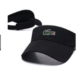 2019 nuovo progettista cappello da golf sun visor sunvisor partito cappello da baseball cap top vuoto caps cappello protezione solare spiaggia elastico cappelli spedizione gratuita