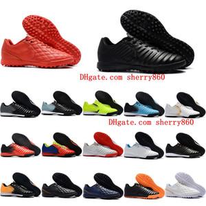 2019 economici tacchetti da calcio uomo Tiempo Ligera IV TF scarpe da calcio Crampons de scarpe da calcio chuteiras de futebol TimpoX Finale
