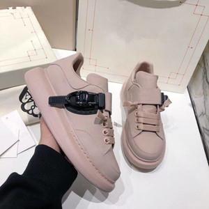 2020New дизайнер шипованные Шипы квартиры роскошная обувь для мужчин женщин любителей вечеринок натуральная кожа Повседневная обувь кроссовки xsd08