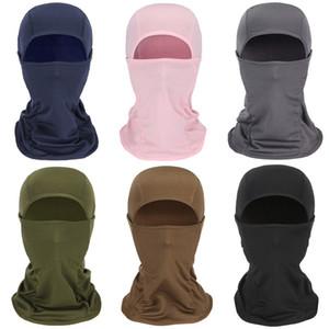 Radfahren Maske Staubdicht Haze-proof Atmungsaktive Sonnenschutzmaske Männer und Frauen Outdoor Sports Supplies kostenloser Versand
