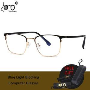 Computer Glasses Männer Gaming-Gläser für Computer Anti Blue Ray Licht blockierende Frauen Objektiv Okulary Fotochromowe