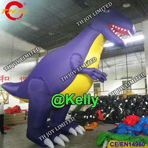 Бесплатная доставка Гигантская реклама Надувные животные надувные динозавры для продажи, надувные рекламные мультфильмы динозавров стенд