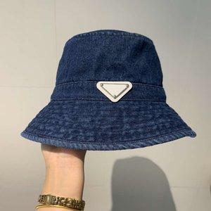 Ковбой Bucket Hat Cap Designer Mens женщина шлемы ведра Марка шапка шляпа Beanie Casquettes высоко качество