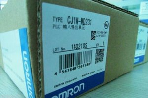 Fst New IN BOX Omron PLC CJ1W-MD231
