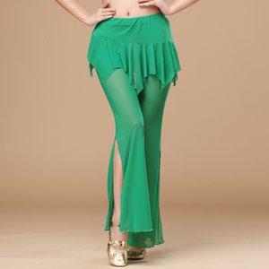 Calças Mulheres Belly Dance Mulher Calças Dança do Ventre Pant Bellydance Egito Pant formação de adultos dança calças tribal saia