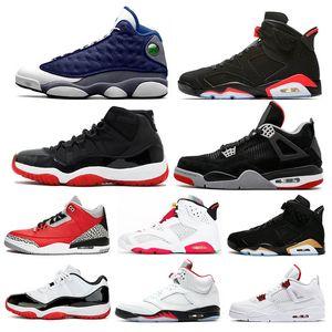 Nike Air Jordan retro 11 6 4 3 5 new arrieved Basketball Schuhe Cactus Jack 308497-406 Für Herren Scotts Trainer Sport Turnschuhe 7-13