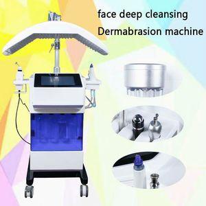 Upgraded Version hydra facial machine hydra facial water dermabrasion bio lifting face machine dermabrasion home machine sale diamond peel