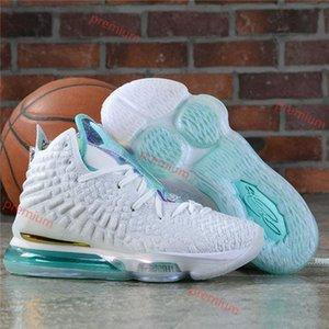 Nike LeBron XVII 2020 Hococal New Ashes Esprit Lebron 17 enfants Chaussures de basket Arrivée Chaussures de sport pour hommes 17s 17s Casual Roi chaussures de sport