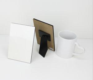 Sublimationshitzepresse Fotorahmenbrettfreier raum DIY Druckfotoplatte fertigen Ihr Bild durch Sublimationsmaschine 100pce freies Verschiffen besonders an