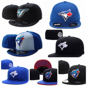 2019 Lastest Styles Blue Jays Berretti da baseball Sport estivo stile Mens gorras bone donna Hip Hop Fitted Hats