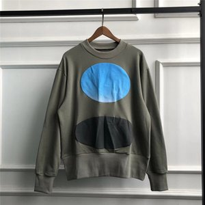 DONGGUAN_SS 3D Baskı Crewneck Sweatshirt Erkekler Kadınlar Kazak Hoodie