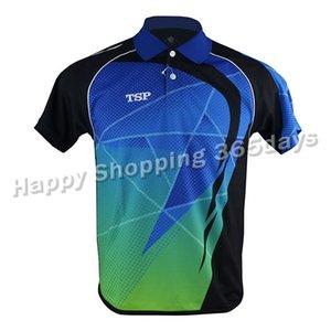 TSP maglie di ping-pong (Design in Giappone) T-shirt per gli uomini / donne Badminton Ping Pong panno sportivo di formazione T-shirt