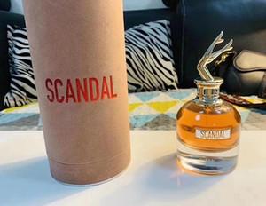 Escándalo exclusiva Mujer Eau de Parfum Gaultier Perfumes de Mujer Eau de Parfum Spray de Mujeres Fragancia 80ML Tamaño 2.7fl.oz X26