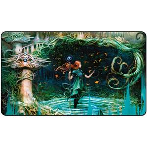 Magic Board Game Spielmatte: GROWTH SPIRAL (RAVNICA ALLEGIANCE) 60 * 35cm Tischset