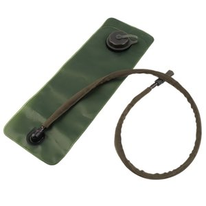 3L Hydration Drinking Water Bag Survival Water Pouch Portable Eco-friendly Water Bag For Outdoor Camping Hiking Climbing NEW