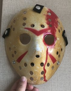 New Bloody Scar Delicated Jason Voorhees Freddy Hockey Festival Party Halloween Mask